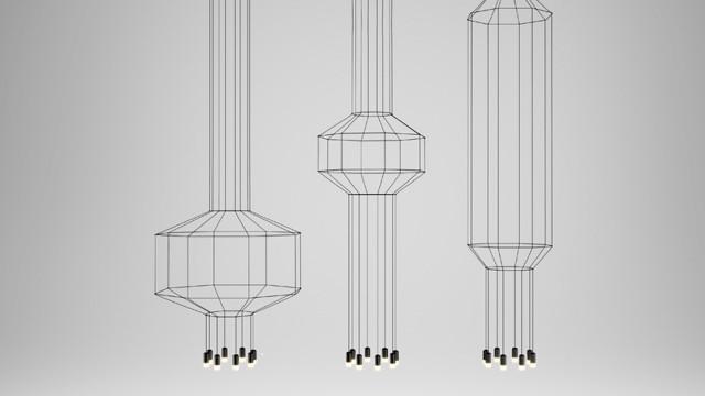 Arik Levy's Wireflow